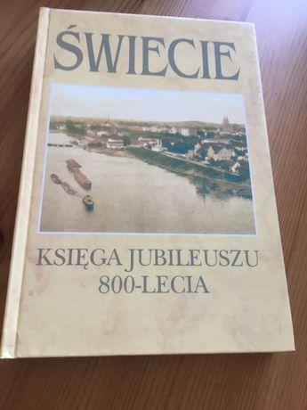 Świecie- Księga jubileuszu 800-lecia