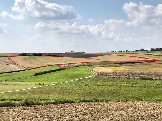 Dzialka rolna 3,33ha kl IIIA  w jednym kawalku , pole orne