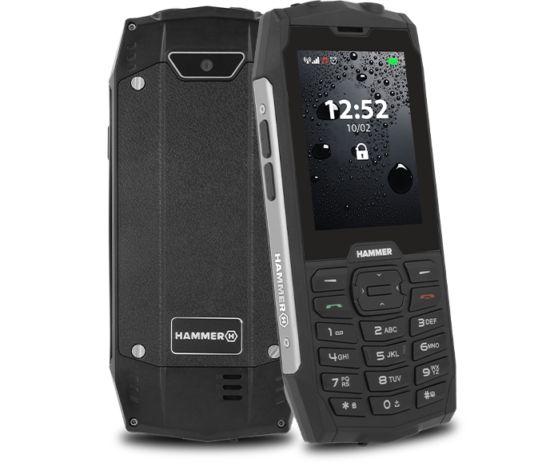 Wytrzymały Pancerny Telefon MyPhone Hammer 4 * NOWY GW24