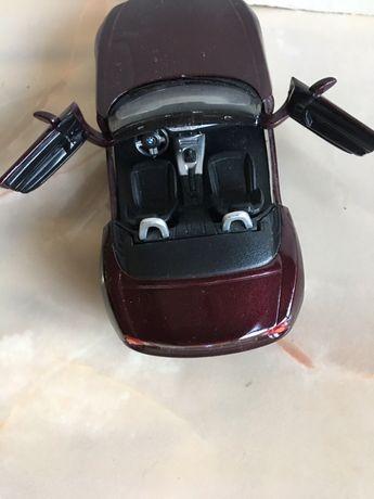 Машинка детская коллекционная игрушечная