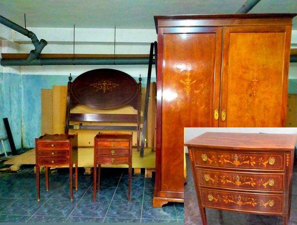 Conjunto mobília quarto