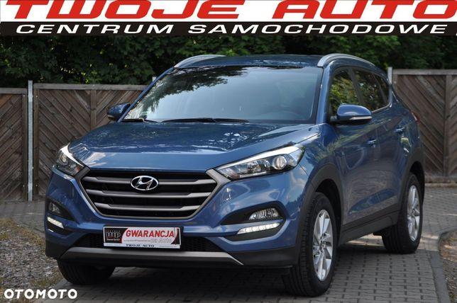 Hyundai Tucson Gwarancja Gdi132ps Led