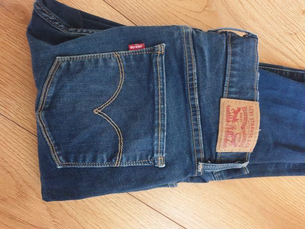 Spodnie jeansy Levi's W29 L32