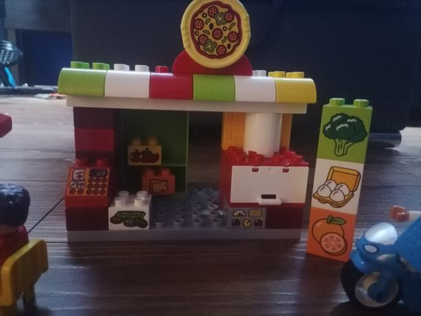 Lego Duplo Pizzeria. NOWA NIŻSZA CENA:)