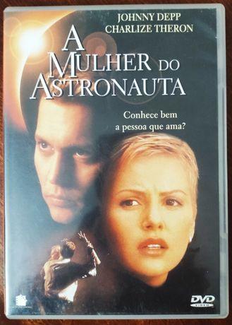 A Mulher do Astronauta - The Astronaut's Wife - 1999 - DVD