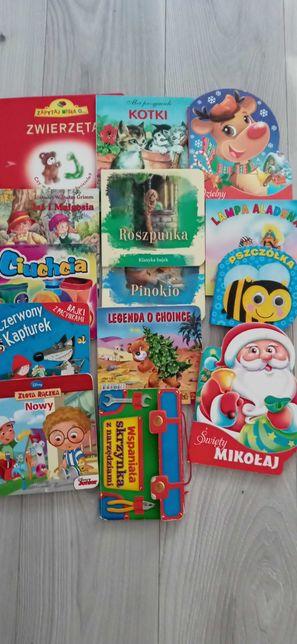 Dla dzieci książeczki