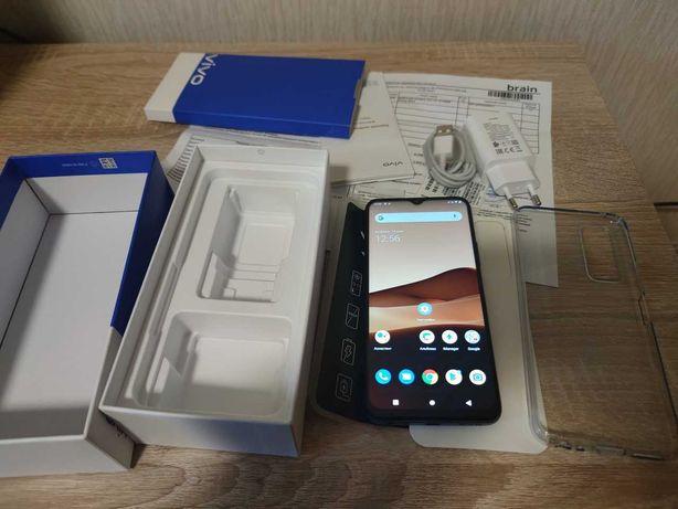 Мобільний телефон Vivo Y31 4/128Gb Racing Black, на Гарантії!!!
