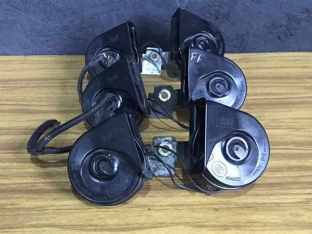 Форд Фокус 2 клаксон сигнал с макс