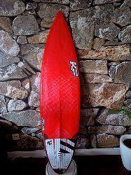 Prancha Surf killerfish