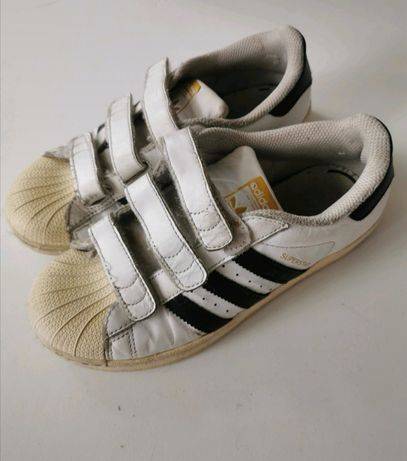 Adidas superstar na rzepy 35