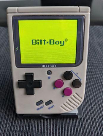 Konsola BittBoy 3.5 Gameboy,NES, Nitendo, PS1, GBC, GBA