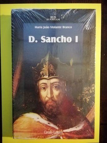 D. Sancho I (Reis de Portugal-Círculo de Leitores)