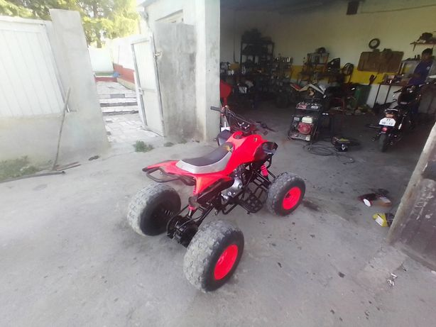 Mini moto 4 110cc