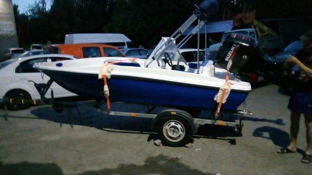кайман 450, катер, пластиковая лодка от производителя Продам лодку,