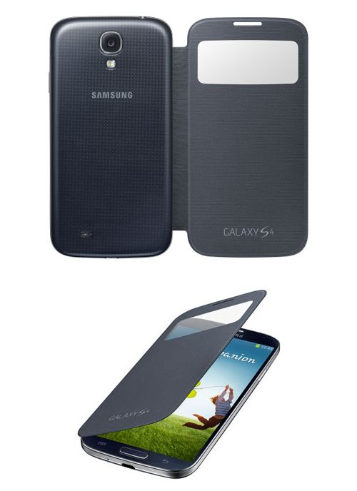 Flip Cover Samsung S4+2 baterias