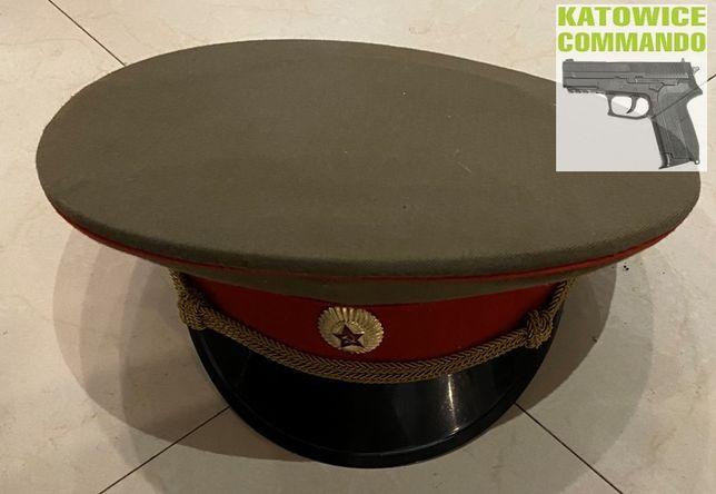 Czapka służbowa oficera ZSRR