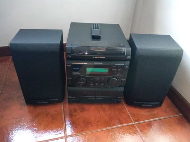 Grundig Mini Stereo System KM 12
