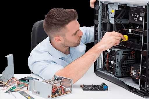 Компьютерный мастер, ремонт ноутбуков на дому.