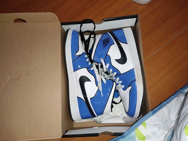 Air Jordan 1 como novas