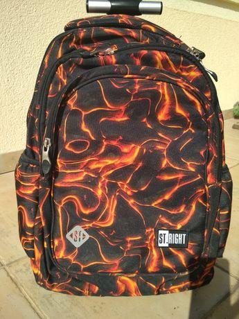 stright plecak na kółkach lava
