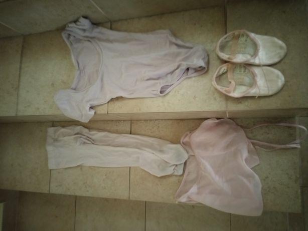 Roupa de ballet 4-5 anos