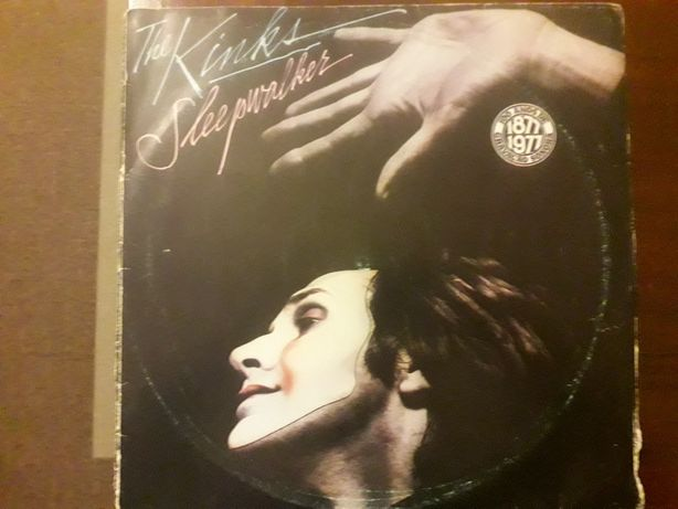 The kinks - Sleepwalker (vinil)