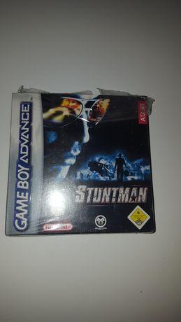 Gra oryginalna unikat Stuntman Game Boy Nintendo w folii
