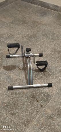 Pedaleira para exercício de pernas