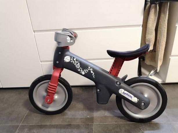Szpedam raz używany rowerek