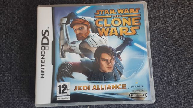 Star Wars The Clone Wars Nintendo DS