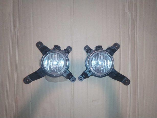 Hyundai ix35 halogen lewy prawy 10-15 NOWY ORYGINALNY