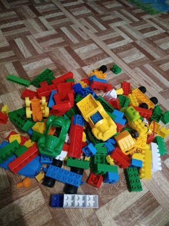 Лего крупное для 2-5 лет 400 РУБ!