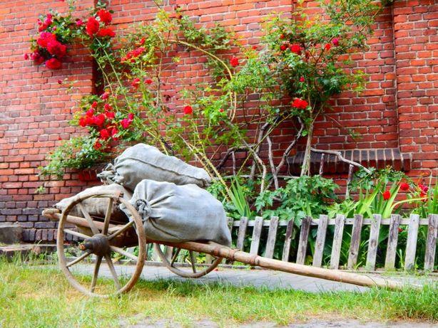 koła drewniane,wóz konny stare oryginał