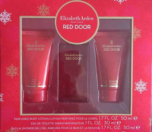 Подарочный набор Elizabeth Arden Red door оригинал