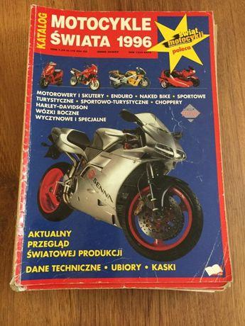 Motocykle świata - katalog