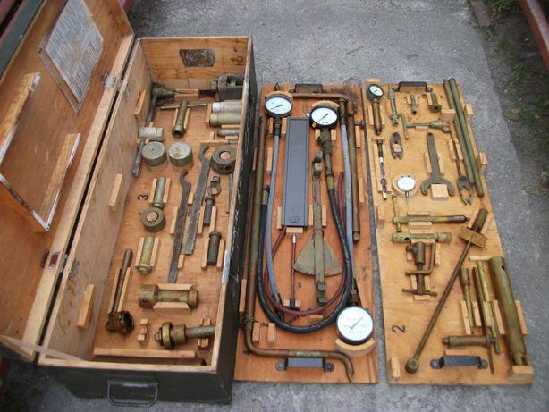 Ściągacz zestaw naprawczy SKOT wojskowy narzędzia