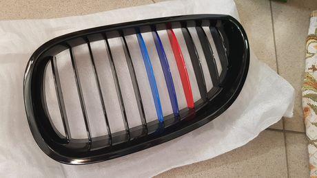 Grill BMW E60 M-Power | Piank Black | Czarny połysk | M Performance