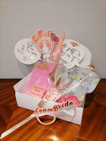 Kits de noiva para despedidas de solteira