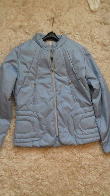 Kurtka niebieska 42 xl