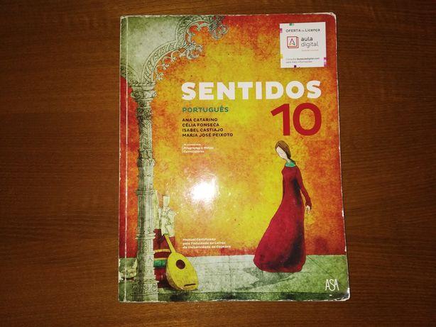 Manual Sentidos 10° ano - ASA Editora