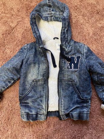 Весенняя курточка для малыша