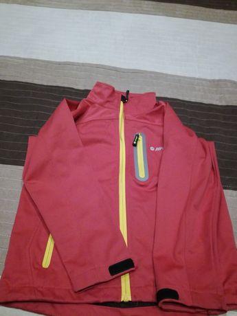 Bluza- kurtka dla dziewczynki HI-TEC w rozmiarze 122
