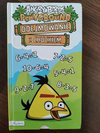 * Angry Birds * Odejmowanie z Chuckiem * Książka edukacyjna *