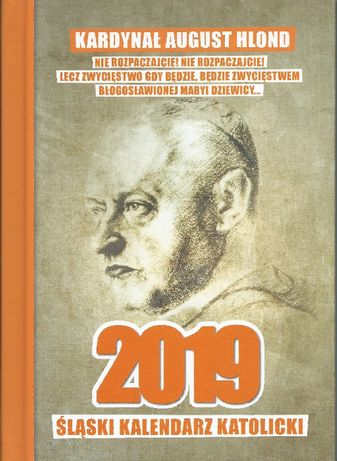 Śląski kalendarz katolicki 2019