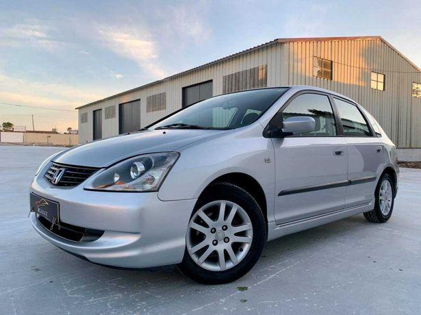 Honda Civic LSX 1.4 16v c/Garantia - 84€ p/mês