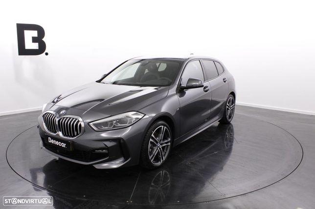 BMW 116 d Pack M Auto