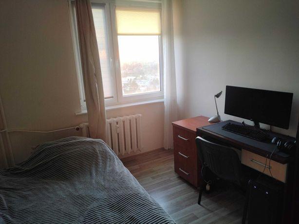 Pokój jednoosobowy na osiedlu Sobieskiego w Poznaniu