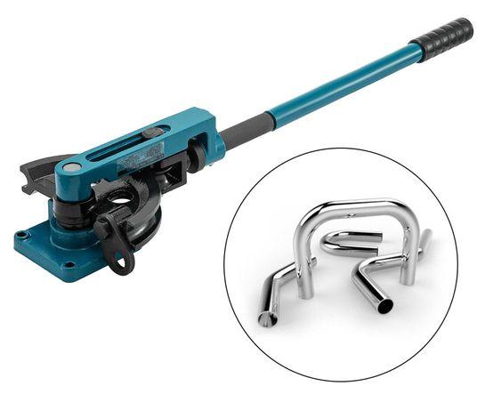 Dobrador / curvador de tubo / maquina de dobrar ou curvar tubo manual