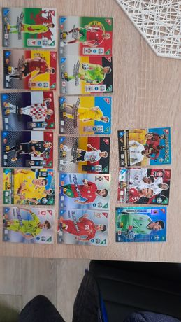 Karty Euro 2020 Adrenalyn