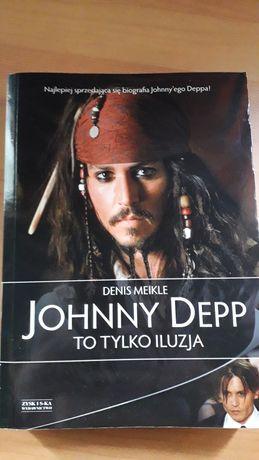 Johnny Depp To tylko iluzja biografia jak nowa